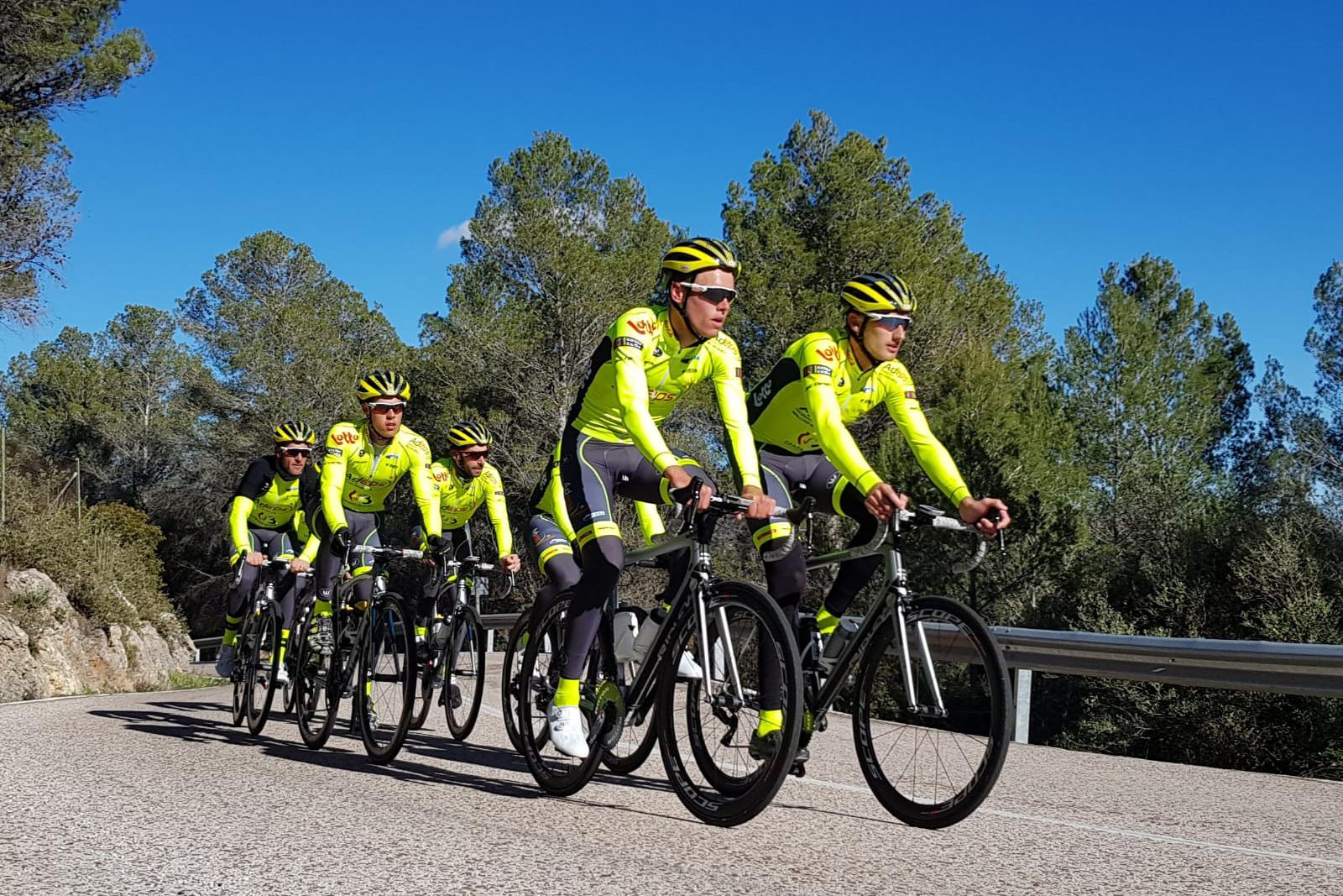 Wallonie Bruxelles Cycling Team