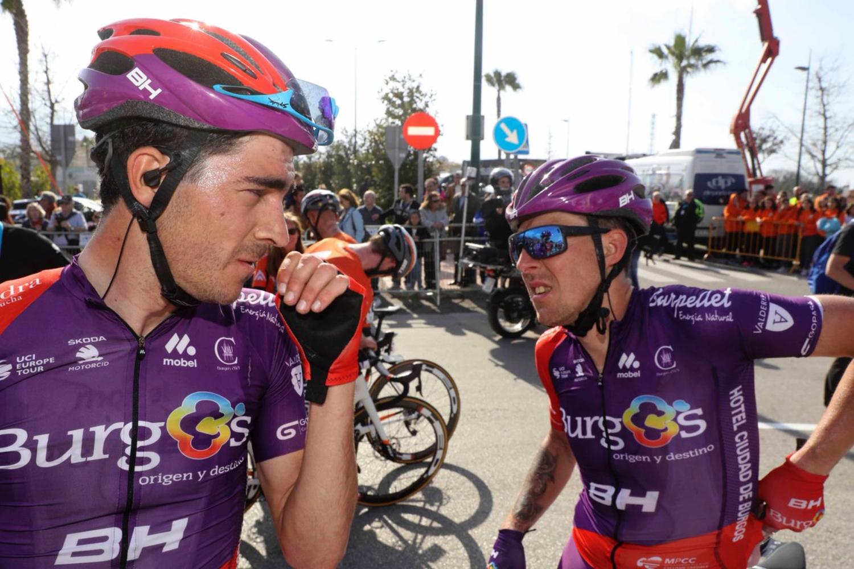 El Burgos-BH no consigue acabar la Ronde Van Drenthe con ninguno de sus ciclistas