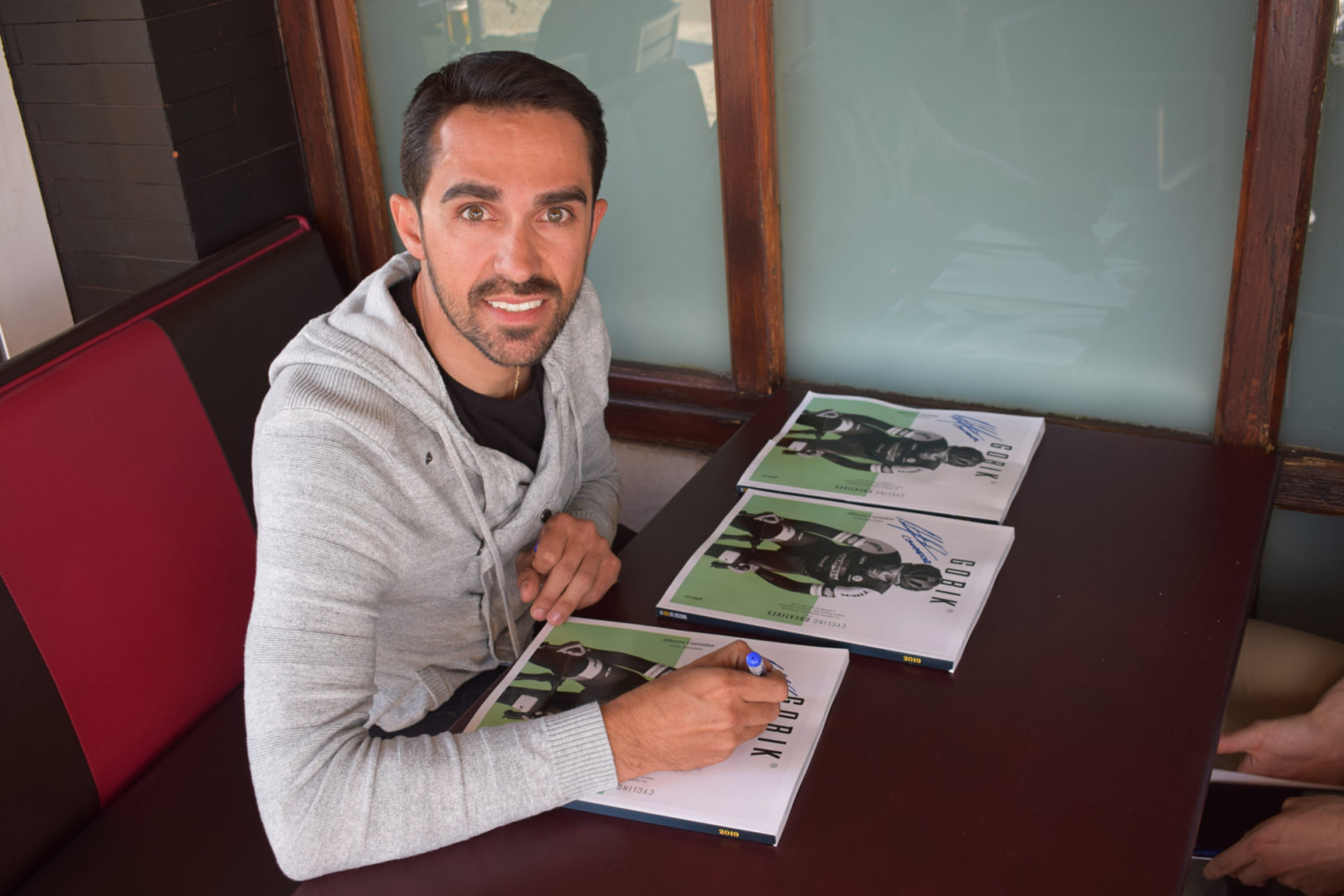 Alberto Contador Guía