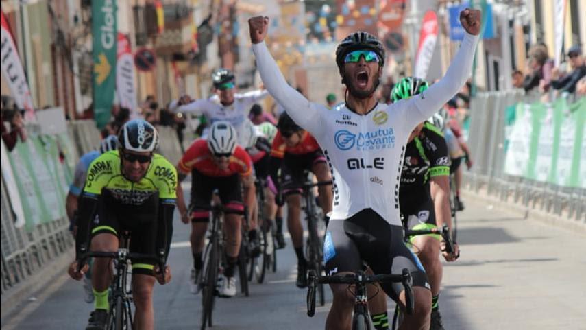 D'Aquila se impone al sprint en Ontur