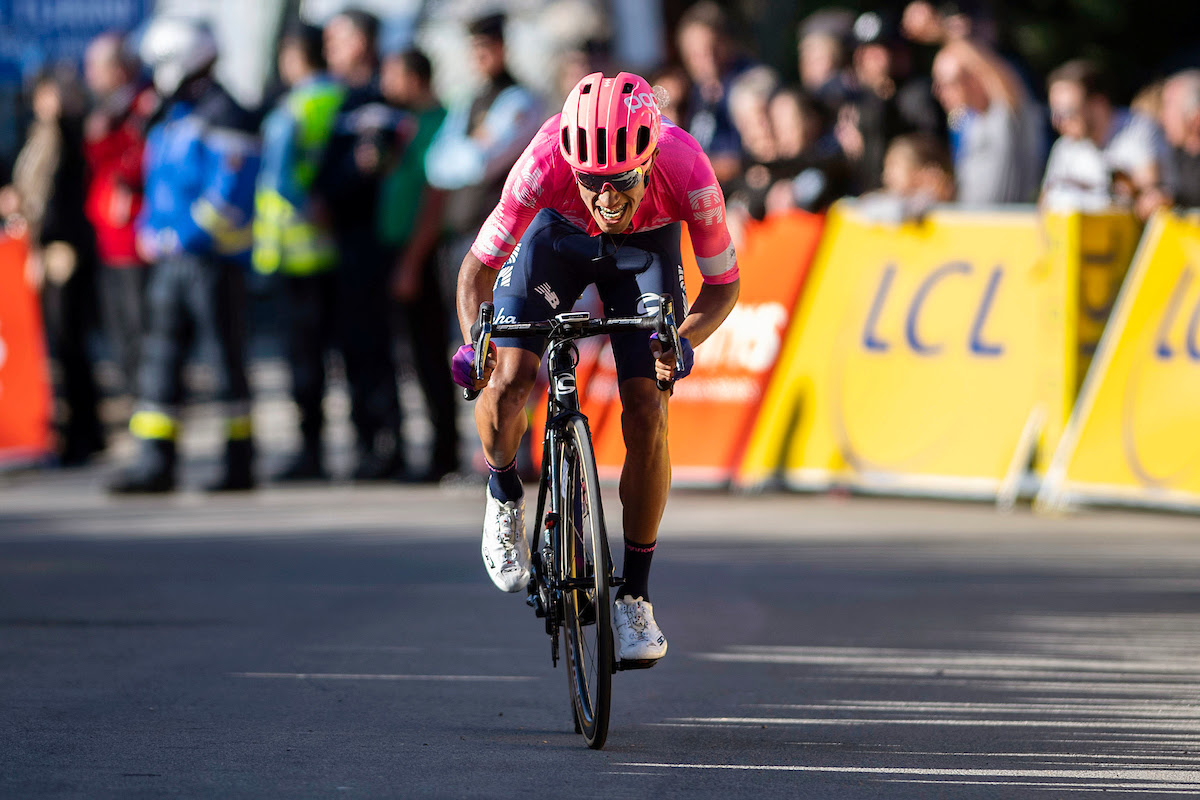 Daniel Felipe Martínez renueva hasta 2022 con el EF Education First