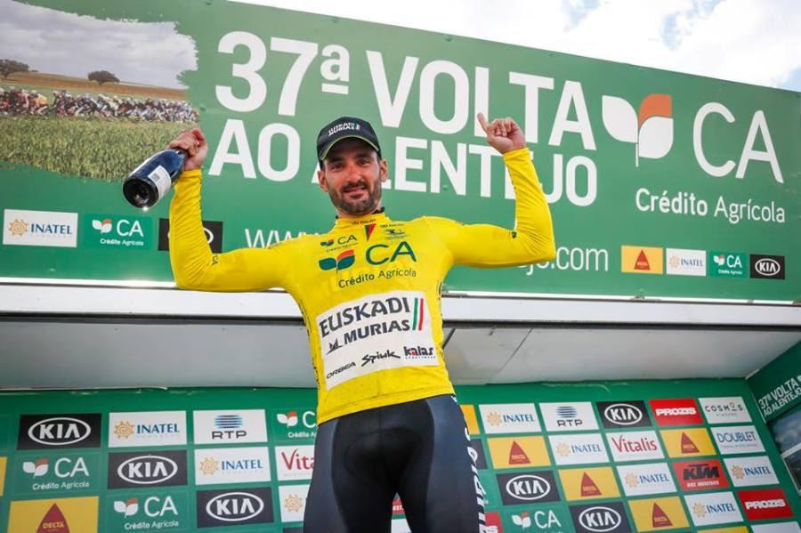 """Enrique Sanz: """"He llegado a la madurez ciclista y estos triunfos aportarán más solidez"""""""