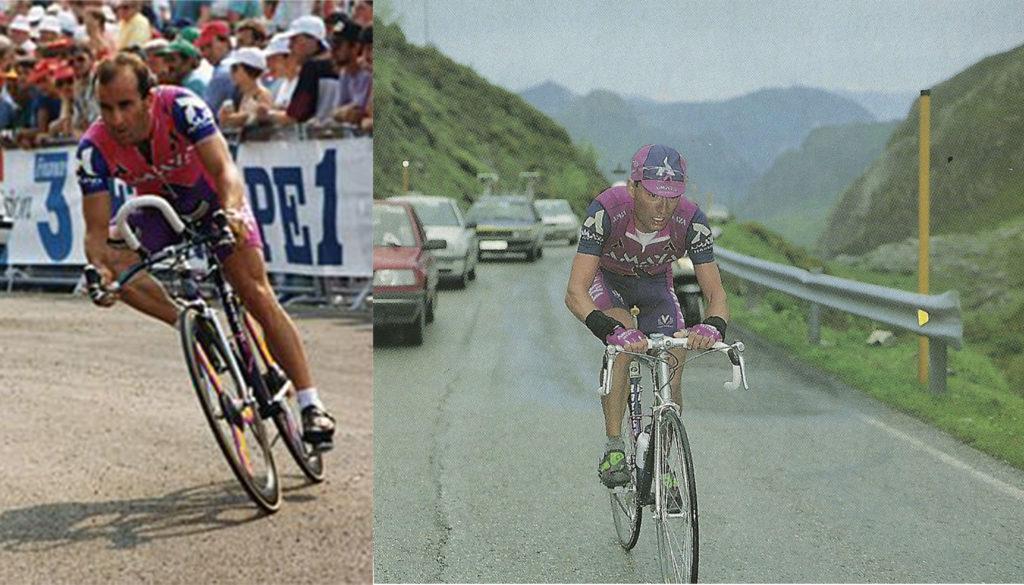Amaya Seguros 1993 ciclismo