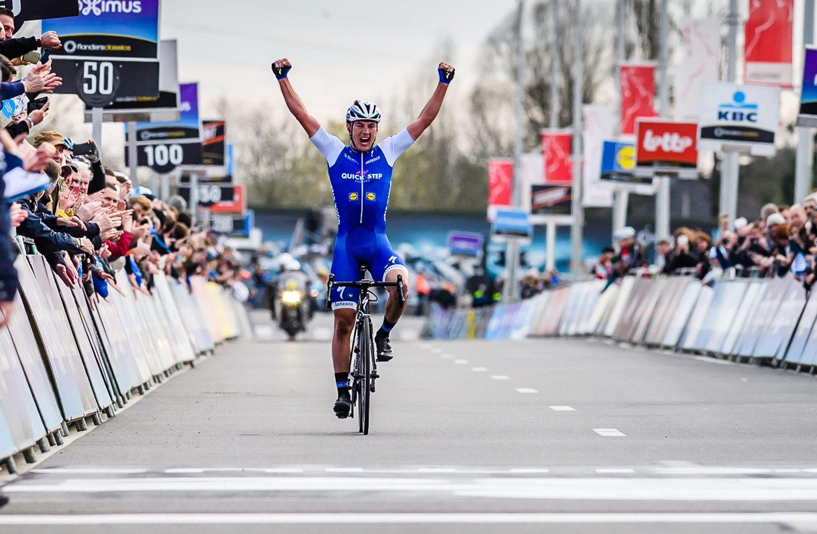 Yves Lampaert fue el vencedor de la pasada edición de la carrera (Foto: Photo News).