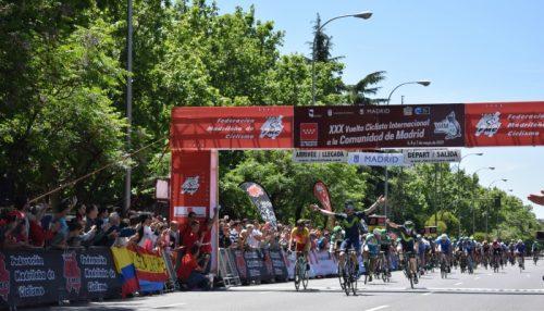 Vuelta a la Comunidad de Madrid
