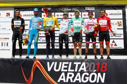 Vuelta a Aragón 2019