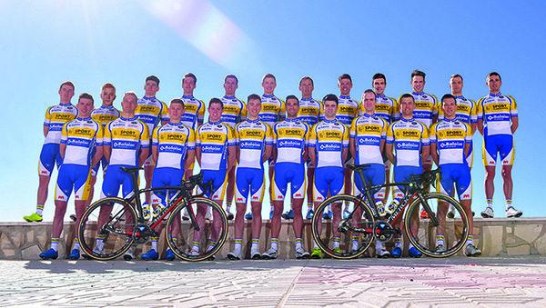 Sport Vlaanderen Baloise