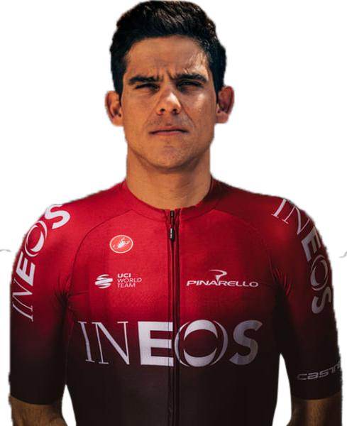 Andrey Amador Team Ineos 2020