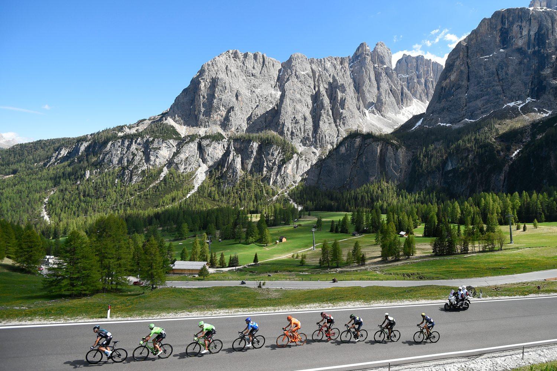 Los Alpes volverán a actuar de jueces en el Giro de Italia (Foto: LaPresse)