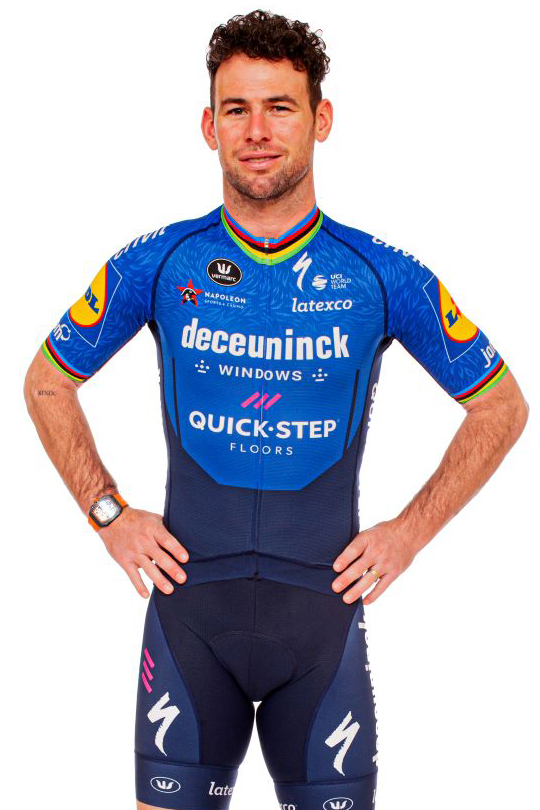 Mark Cavendish Deceuninck 2021