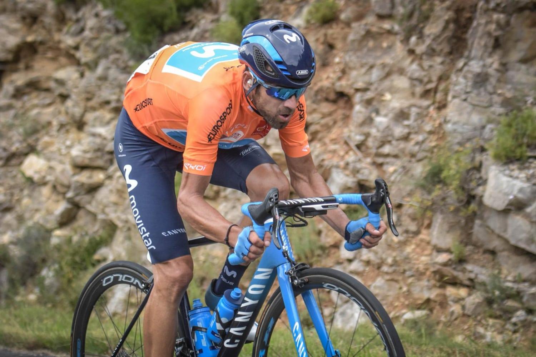 Alejandro Valverde se proclamó este domingo vencedor final de la Ruta de Occitania. En la última etapa se impuso al esprint el francés Anthony Roux. (Foto: Aubin Lipke/Movistar Team)