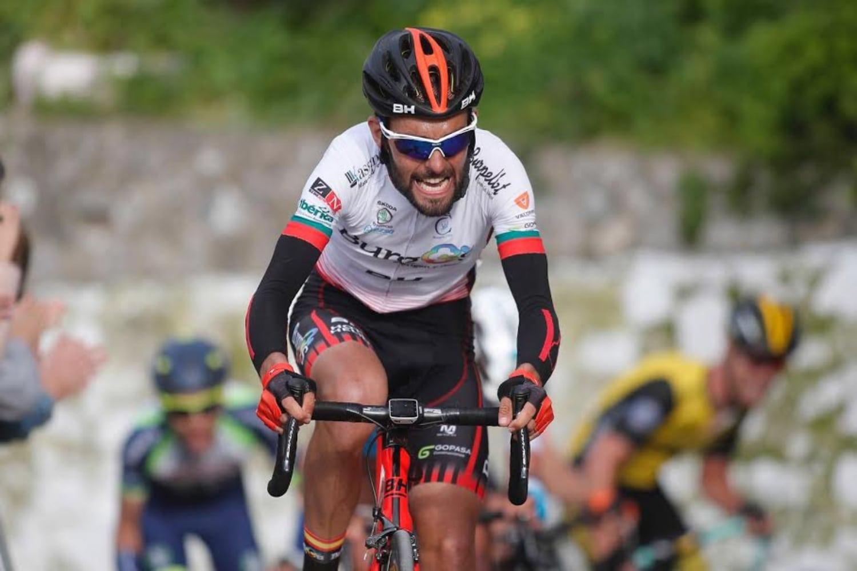 El Burgos-BH de categoría Continental ha hecho oficial su convocatoria para el Campeonato Nacional de España de Ciclismo que tendrá lugar en Castellón. (Foto: Burgos BH)