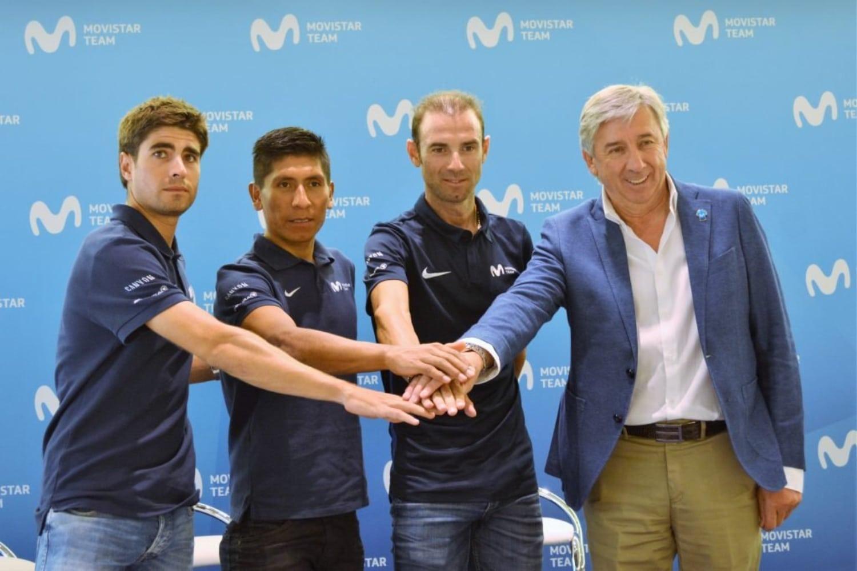 """Eusebio Unzué: """"Mikel Landa se queda en el Movistar Team"""""""