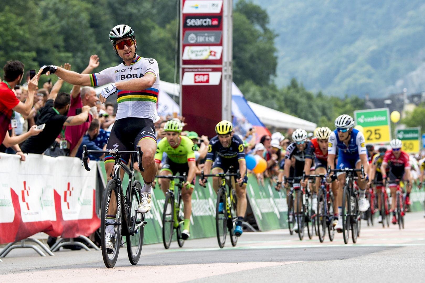 Sagan tiene una nueva ocasión para saldar sus cuentas con la gran prueba suiza, el torneo que más veces le ha visto subirse al alto del podio.