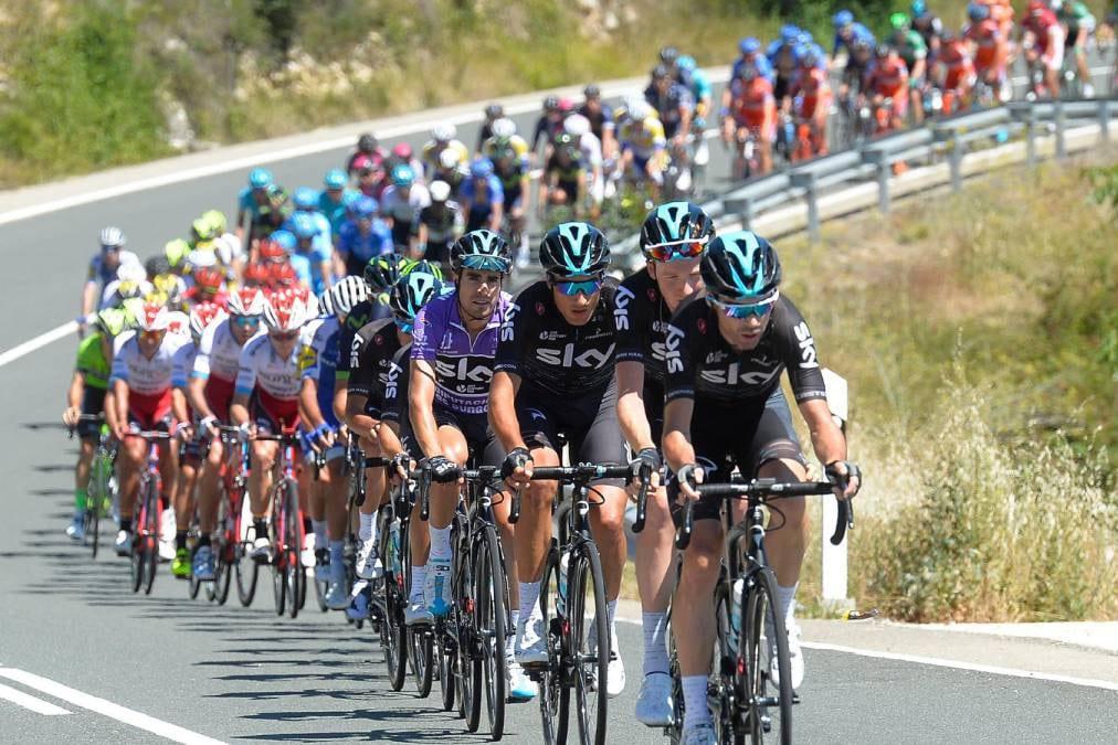 Mikel Landa ganó con Sky la Vuelta a Burgos 2017 (Foto: EFE).