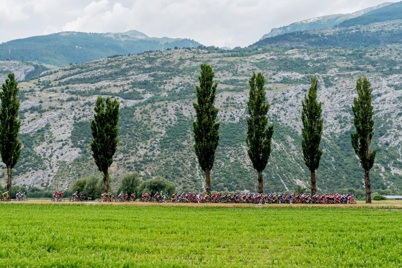 Imagen de la Vuelta a Suiza 2017 (Foto: Tour de Suisse).