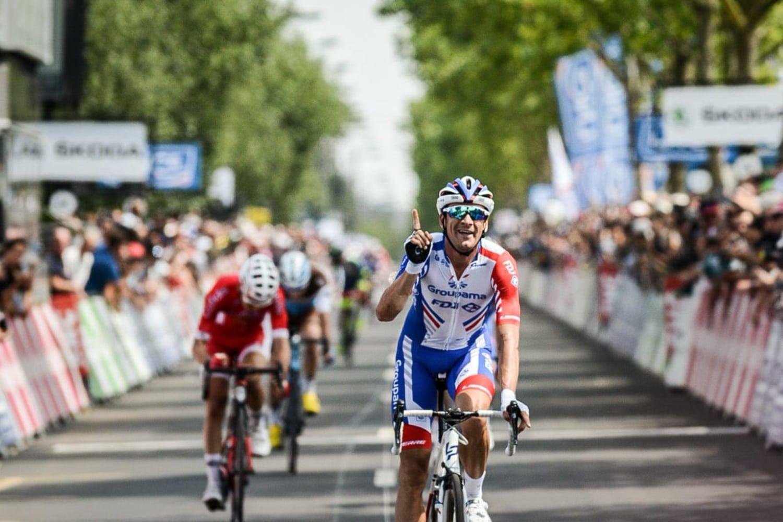 Los Campeonatos Nacionales continúan este fin de semana y tras la modalidad de contrarreloj, llega la de Ciclismo en Ruta. (Foto: Groupama FDJ)