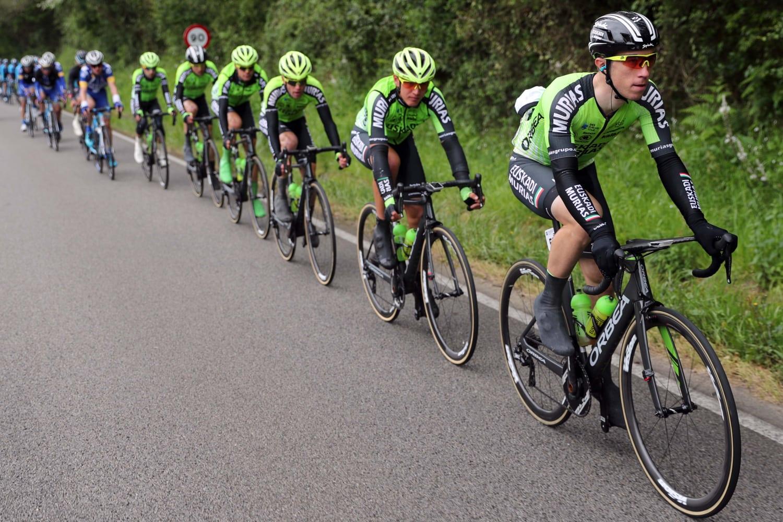 El Euskadi-Murias vuelve a correr esta semana con la disputa del GP Torres Vedras (Fuente: Euskadi-Murias).
