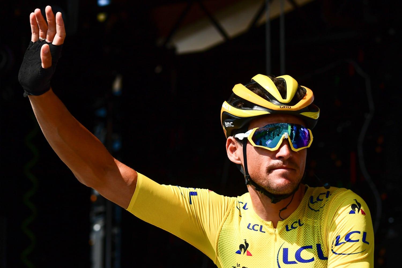 Greg Van Avermaet acudirá al pavés del Tour con el maillot amarillo y