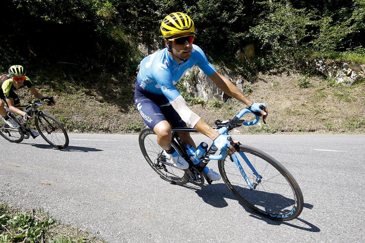 Mikel Landa podría correr en el Astana en 2019