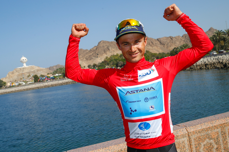 Alexey Lutsenko renueva con Astana hasta 2020