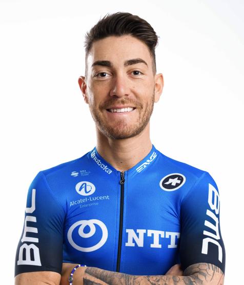 Giacomo Nizzolo Team NTT 202