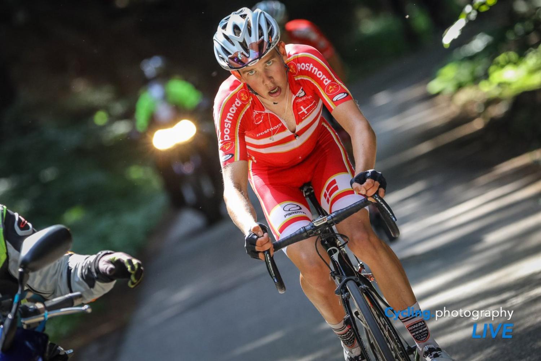 El joven ciclista Jonas Gregaard Wilsly, de 22 años, se quedará en el equipo kazajo