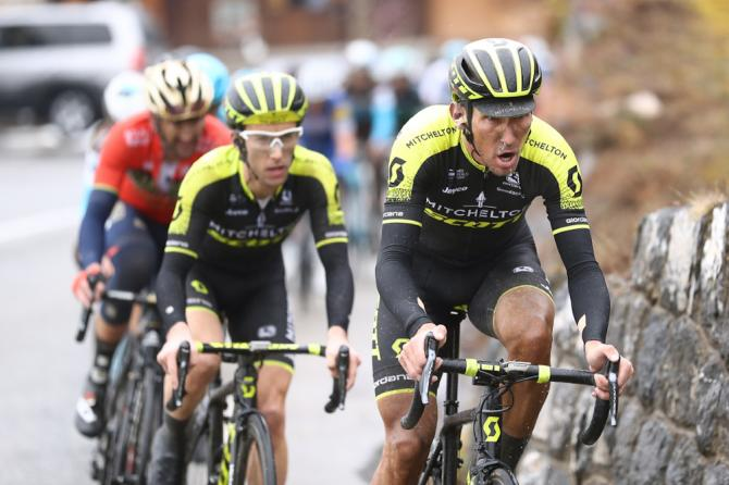 Roman Kreuziger correrá la temporada 2019 en el Team Dimension Data.
