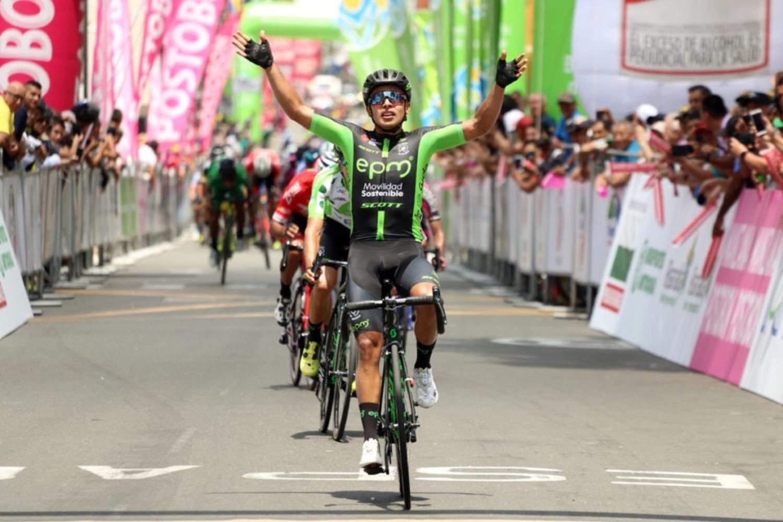 Ochoa gana la segunda etapa y Contreras mantiene el liderato