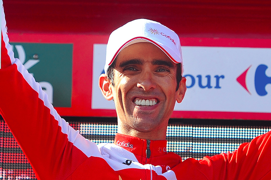 El español Dani Navarro abandona el Cofidis y pone rumbo al Katusha Alpecin (Foto: Getty Images).