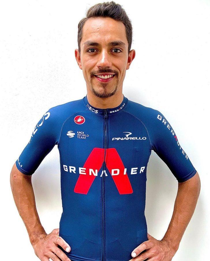 Daniel Felipe Martínez INEOS 2021