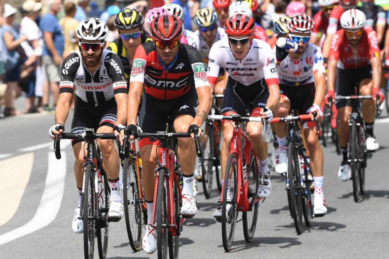 El ciclista alemán cambia de equipo por primera vez en diez años (Fuente: BMC Racing Team).