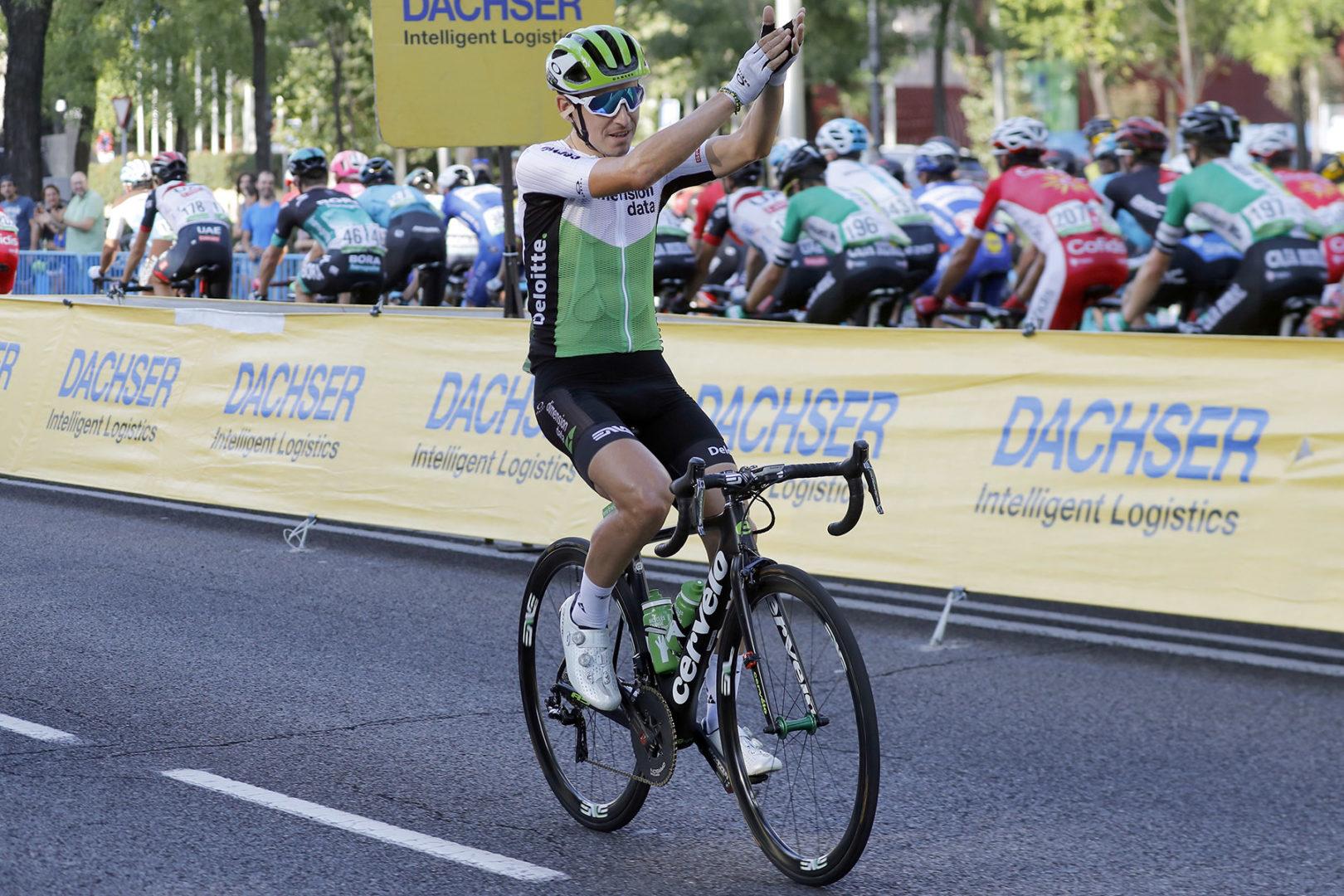 Vuelta Espana 2018; Etapa 21 Alcorcon - Madrid .100;9 Km ; Domingo 16/09/2018