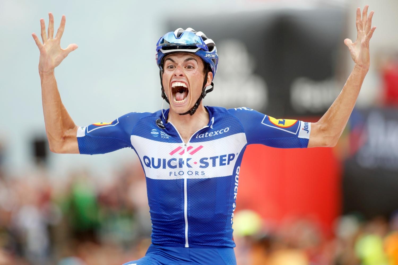 El español acaba la Vuelta a España segundo (Foto: Luis Ángel Gómez).