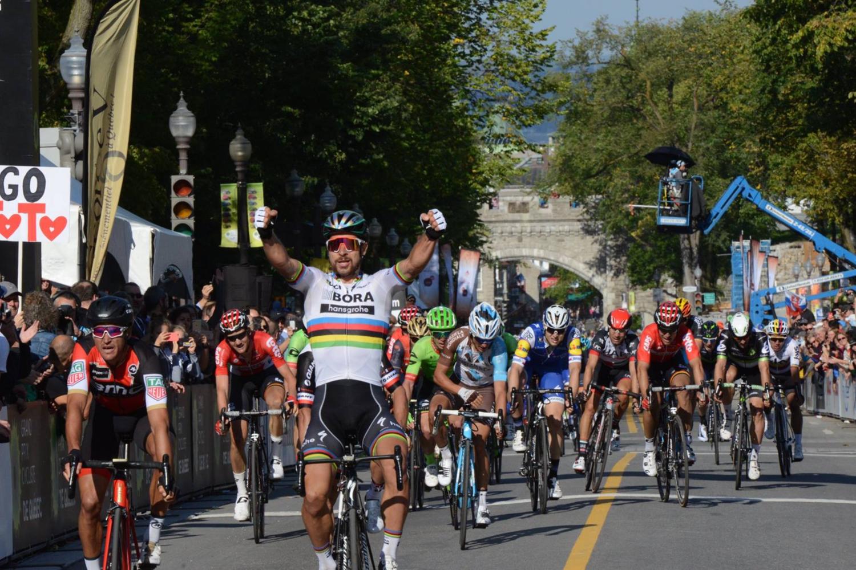 Peter Sagan no podrá revalidar su triunfo en el Gran Premio de Quebec (Foto: GranPrix).