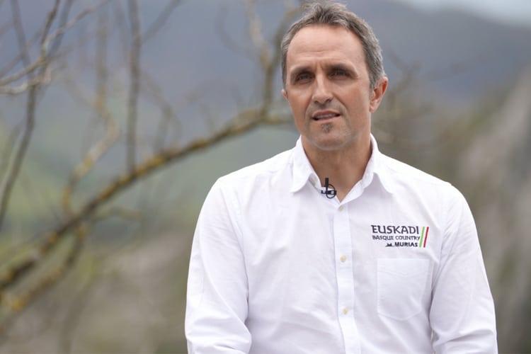 Jon Odriozola hace un balance positivo del Euskadi Murias en la Vuelta a España 2018 (Foto: Murias-Taldea).
