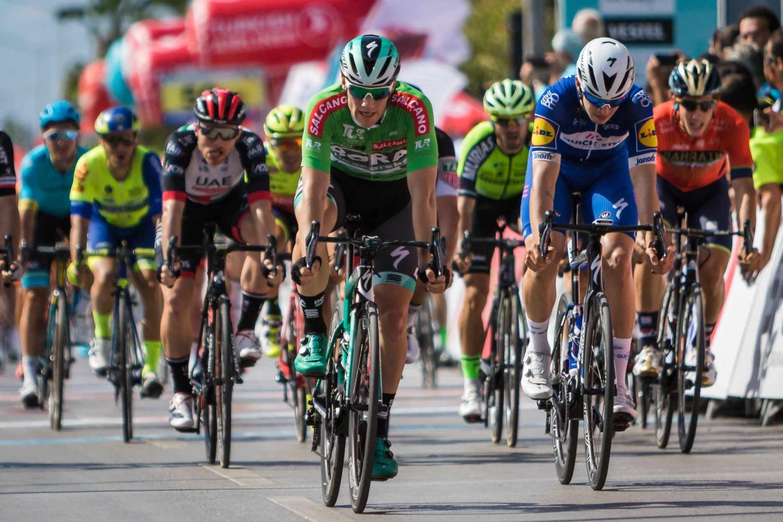 El irlandés se impuso en un apretado sprint (Foto: Vuelta a Turquía).