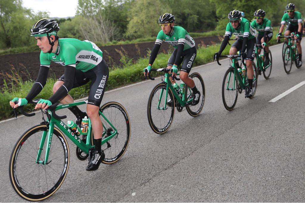 El Caja Rural cerró su novena temporada en categoría ProContinental con el final del Tour de Turquía 2018 (Foto: Caja Rural).