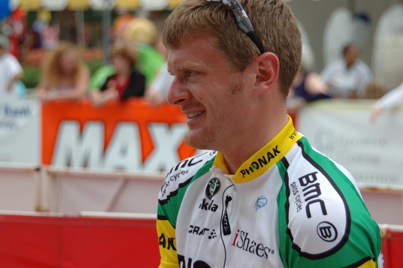 Landis en su época como ciclista del Phonak.