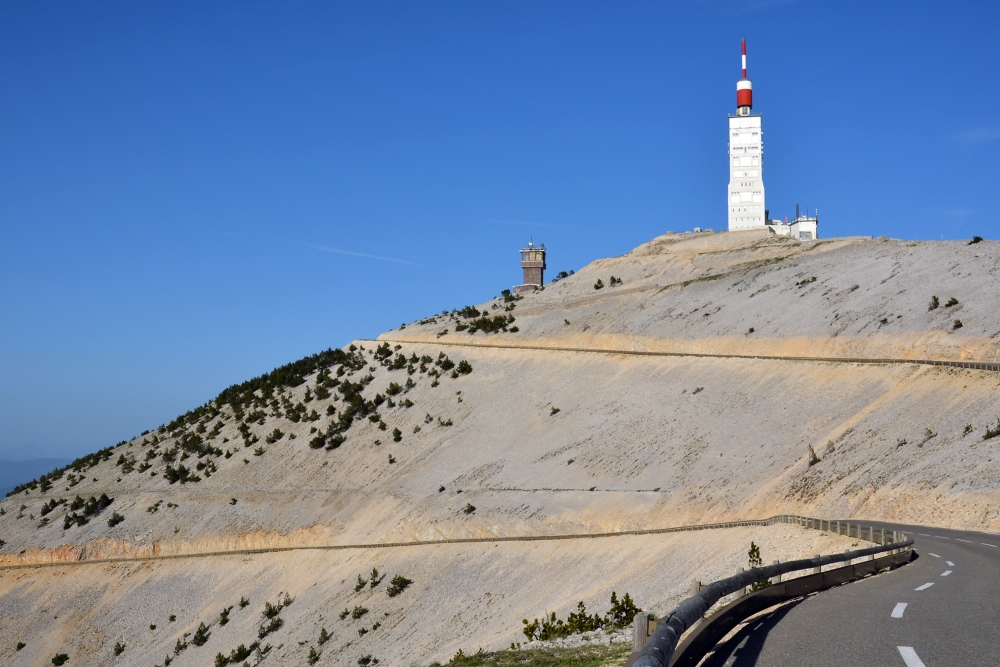 La Dénivelé Challenge coronará el Mont Ventoux el 17 de junio de 2019.