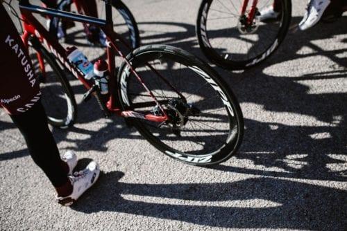katusha frenos de disco bicicleta