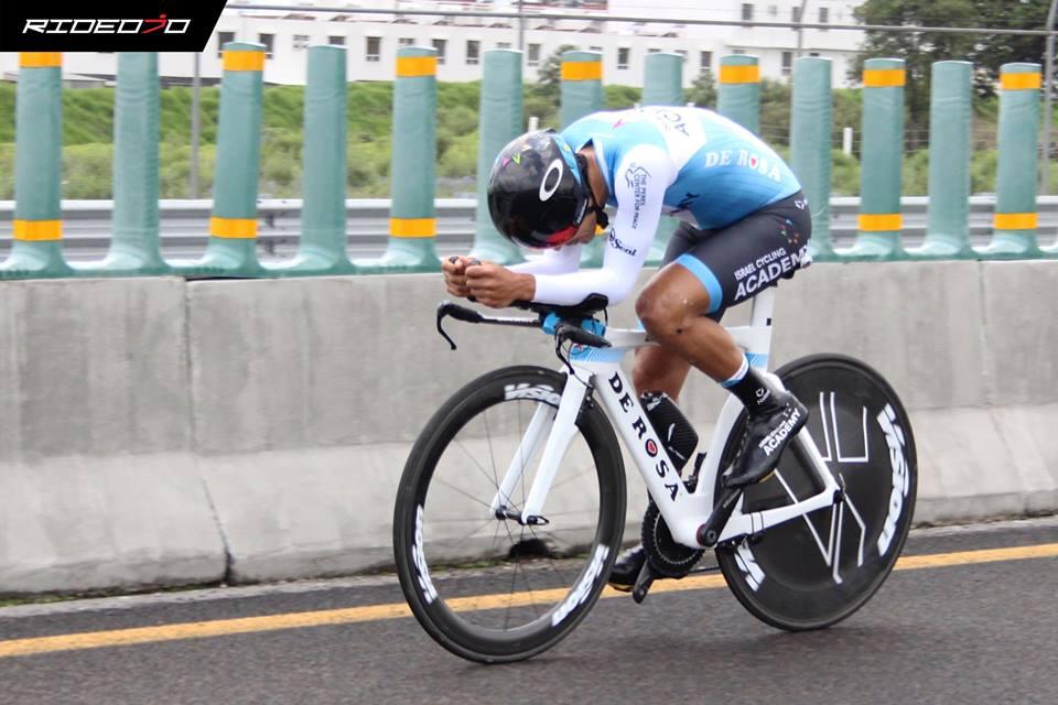 El mexicano Luis Enrique Lemus abandona el ciclismo profesional con 26 años. (Foto: Facebook).