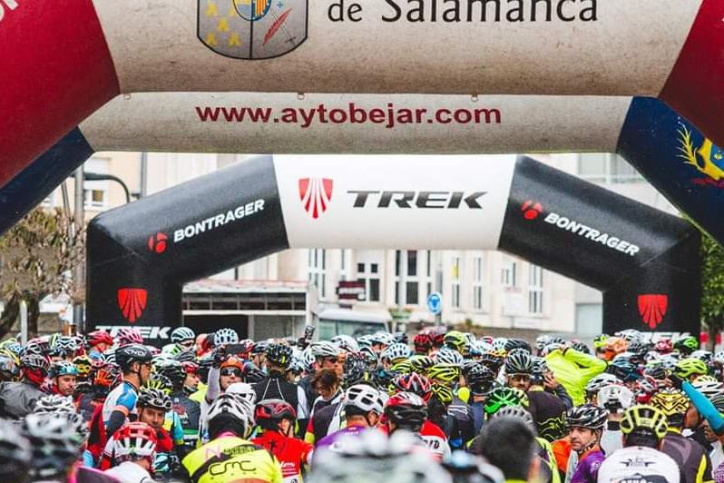 Marcha cicloturista Sierra de Béjar