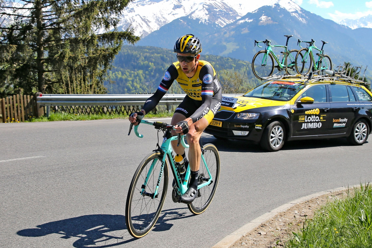 Stef Clement pone fin a su carrera como ciclista profesional con 36 años (Foto: Lotto NL Jumbo).
