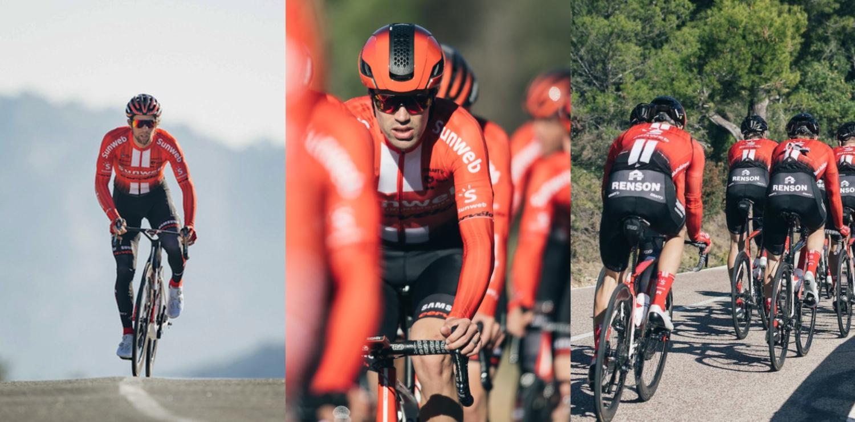 Maillot que lucirá el Team Sunweb en 2019.