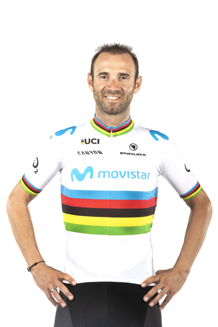 Alejandro Valverde Movistar Team 2019