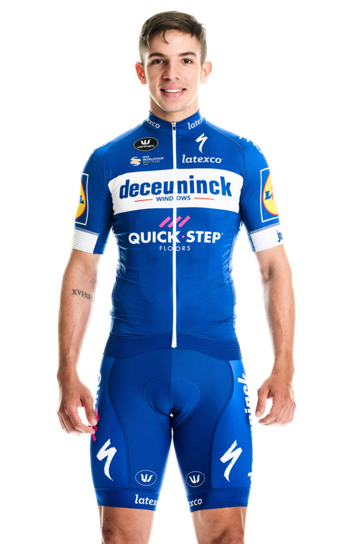 Álvaro Hodeg Deceuninck - Quick Step 2019.