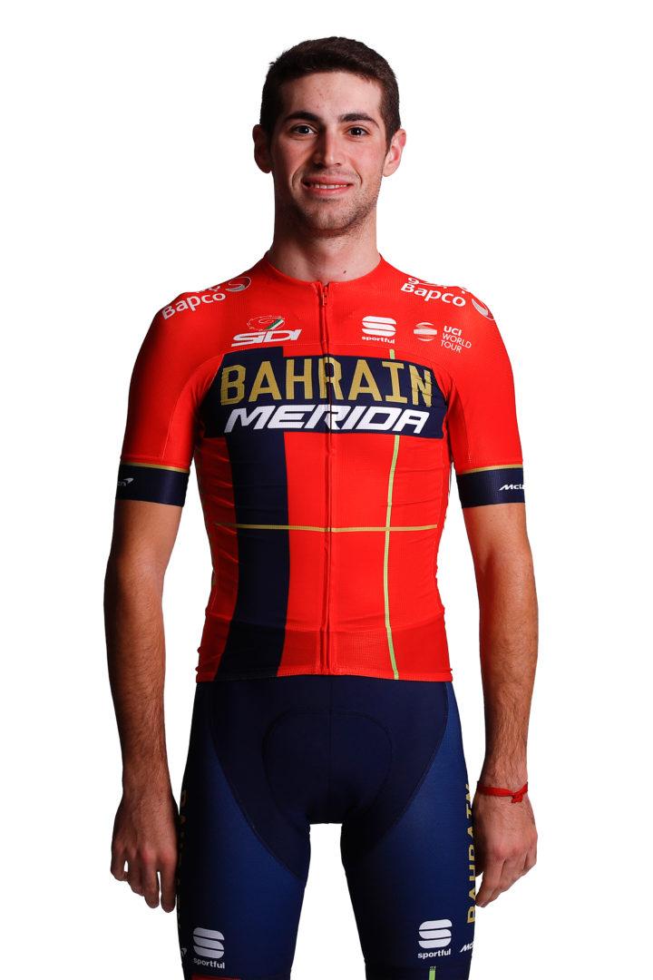 Antonio Nibali Bahrain Merida 2019