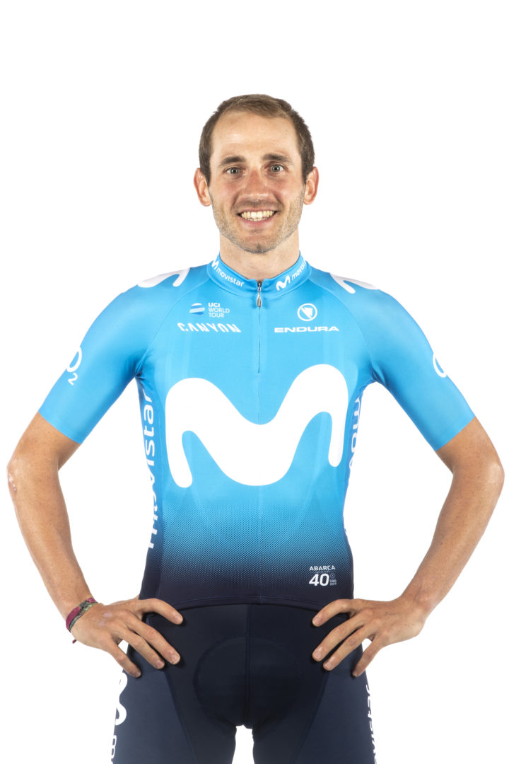Carlos Barbero Movistar Team 2019