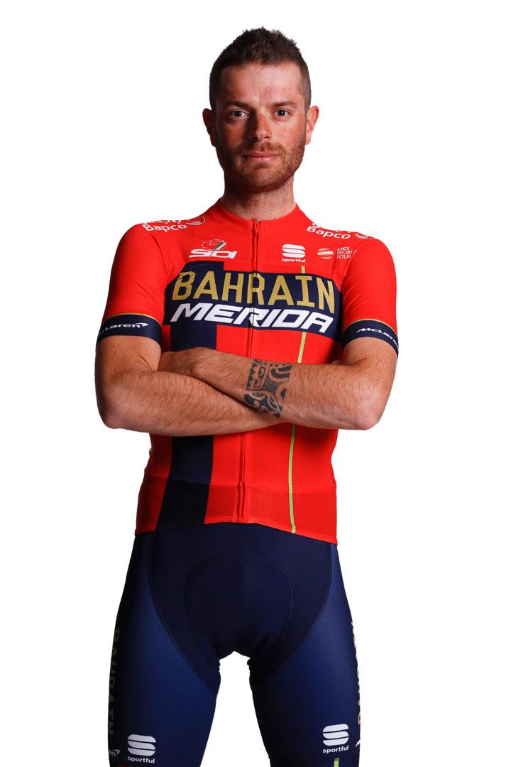 Damiano Caruso Bahrain Merida 2019